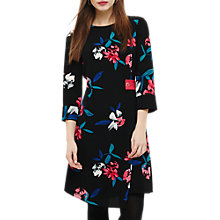 Buy Phase Eight Edie Floral Dress, Black/Multi Online at johnlewis.com