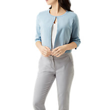 Buy Fenn Wright Manson Florence Cardigan, Pale Blue Online at johnlewis.com