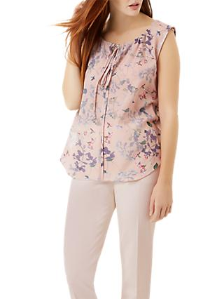 Fenn Wright Manson Azalea Top, Multi