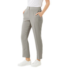 Buy Fenn Wright Manson Darling Trousers, Silver Online at johnlewis.com