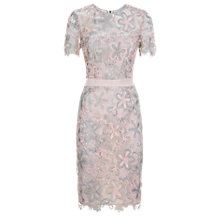 Buy Fenn Wright Manson Wren Dress, Soft Pink Online at johnlewis.com