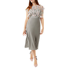 Buy Fenn Wright Manson Jayne Dress, Silver/Grey Online at johnlewis.com
