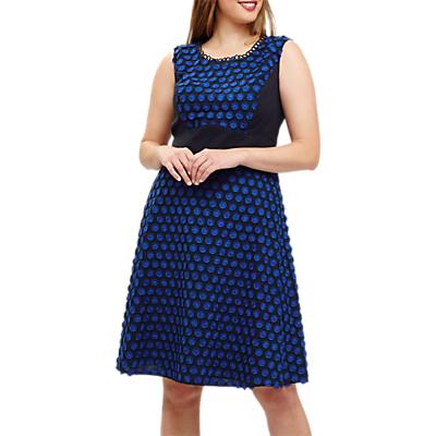 Studio 8 Eden Spot Dress, Blue