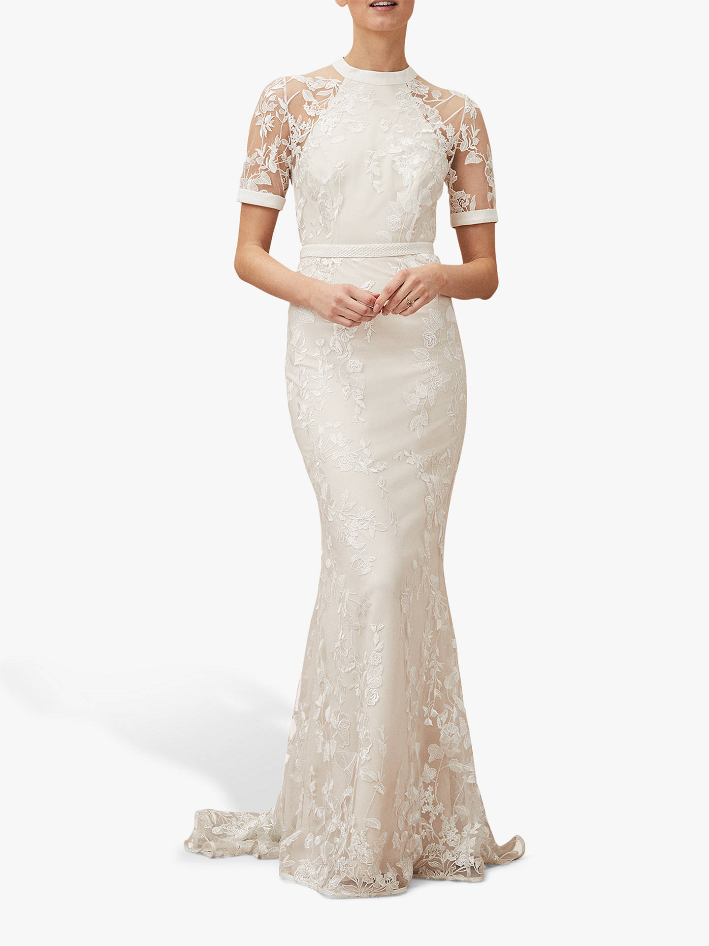 d6991b9382c Buy Phase Eight Poppy Embroidered Bridal Dress