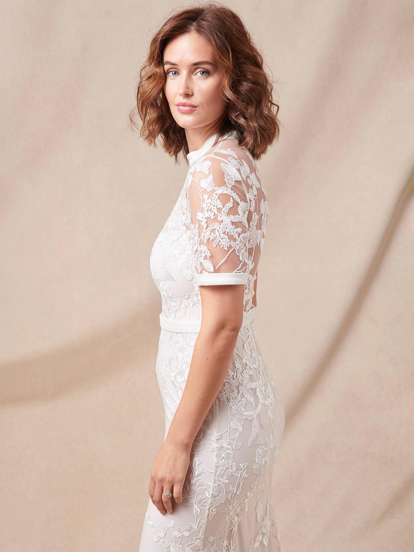 229d53cbddf ... Buy Phase Eight Poppy Embroidered Bridal Dress