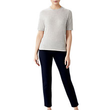 Buy Pure Collection Cashmere T-Shirt Online at johnlewis.com