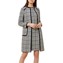 Buy Hobbs Karina Coat, Multi Online at johnlewis.com