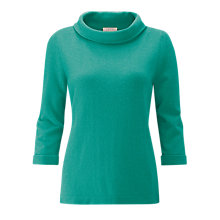 Buy Pure Collection Cashmere Bardot Jumper Online at johnlewis.com