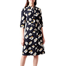 Buy Hobbs Beatrice Dress, Multi Online at johnlewis.com