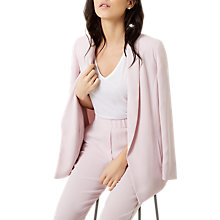 Buy Fenn Wright Manson Petite Darling Tailored Jacket, Soft Pink Online at johnlewis.com
