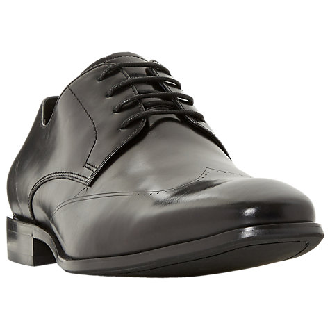 Buy Dune Puyol Punch Hoe Derby Shoes Online at johnlewis.com