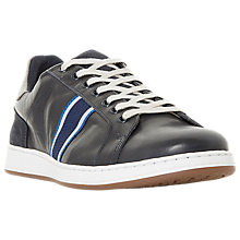 Buy Dune Taggger Leather Trainers Online at johnlewis.com