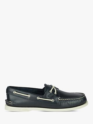 Sperry A/O Leather Boat Shoes