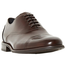 Buy Dune Robb Leather Derby Shoes Online at johnlewis.com