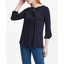Buy Boden Anna Jersey Top Online at johnlewis.com