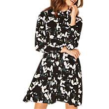 Buy Oasis Magnolia Skater Shirt Dress, Multi Online at johnlewis.com