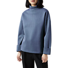 Buy Finery Hopton High Neck Sweatshirt Online at johnlewis.com