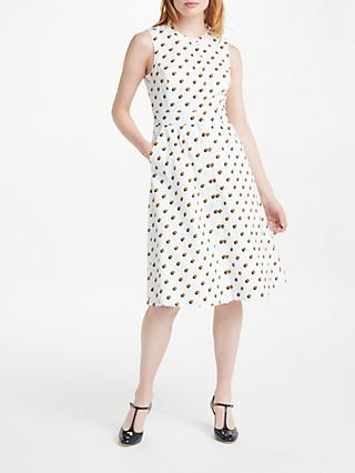 Boden Leila Sleeveless Shirt Dress