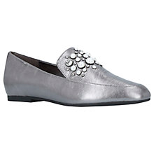 Buy MICHAEL Michael Kors Gia Embellished Loafers Online at johnlewis.com