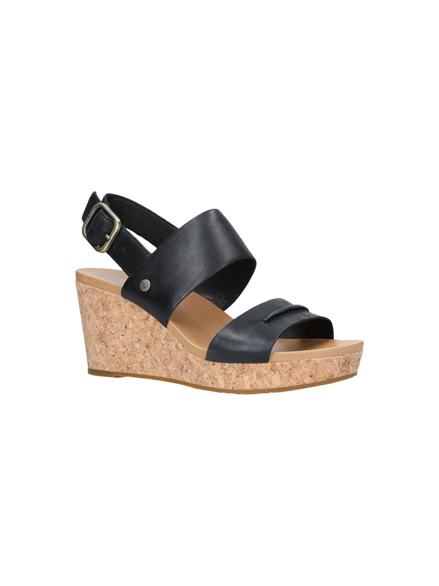cc3d0f610b9 Buy UGG Elena II Wedge Heel Sandals
