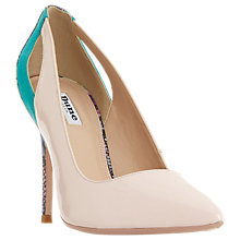 Buy Dune Bam Bam Stiletto Heel Court Shoes Online at johnlewis.com