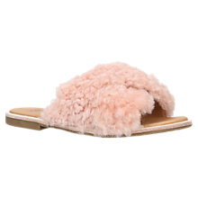 Buy UGG Joni Cross Strap Slider Sandals Online at johnlewis.com