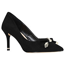 Buy Carvela Kupid Bow Stiletto Heel Court Shoes Online at johnlewis.com