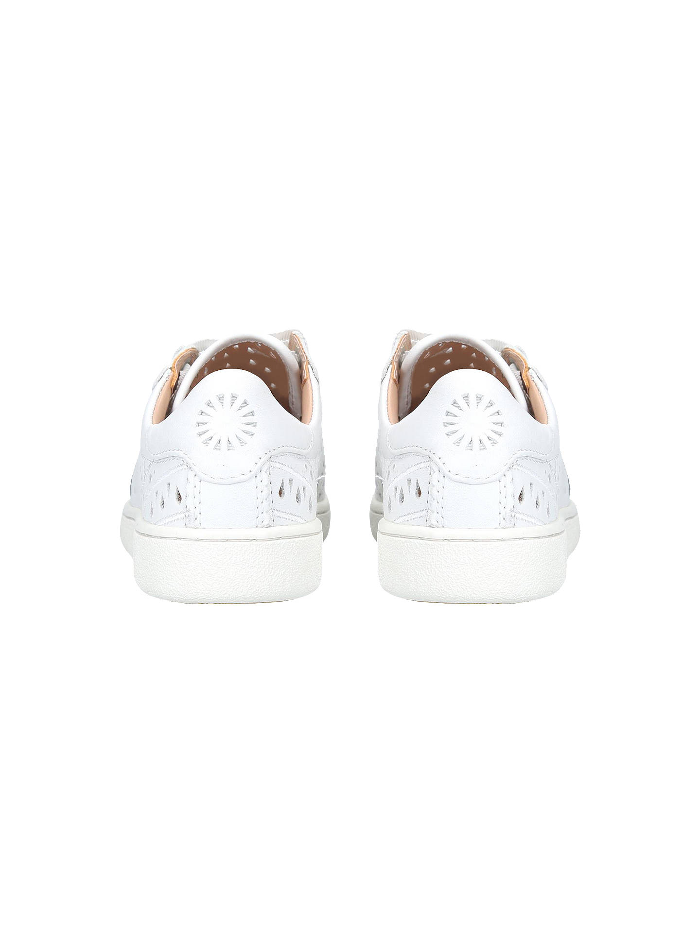 be9961ffc5a UGG Milo Perforated Lace Up Trainers at John Lewis & Partners