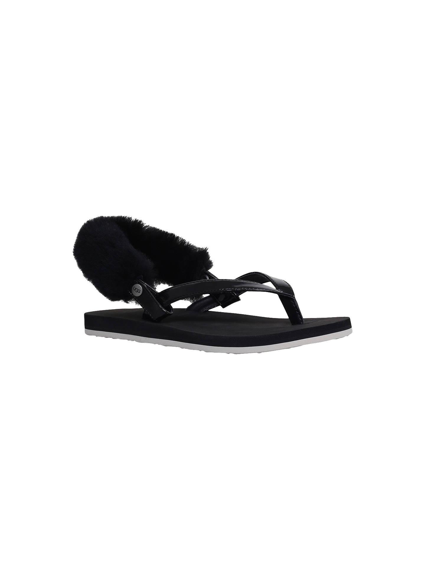 4ac8fec1539 UGG Laalaa Toe Post Sandals at John Lewis & Partners