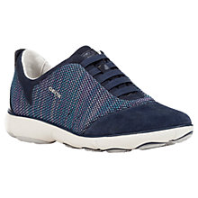 Buy Geox Nebula Breathable Slip On Trainers Online at johnlewis.com