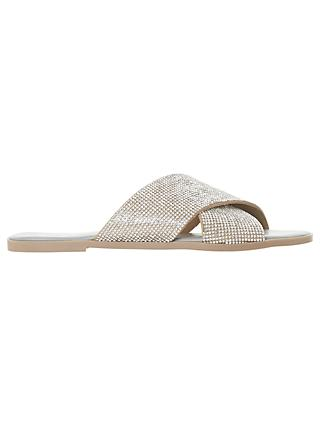 413ac16d1 Dune Nevadaa Embellished Sandals
