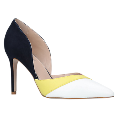 Miss KG Cobey Stiletto Heel Court Shoes, Multi