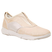 Buy Geox New Nebula Slip On Trainers Online at johnlewis.com