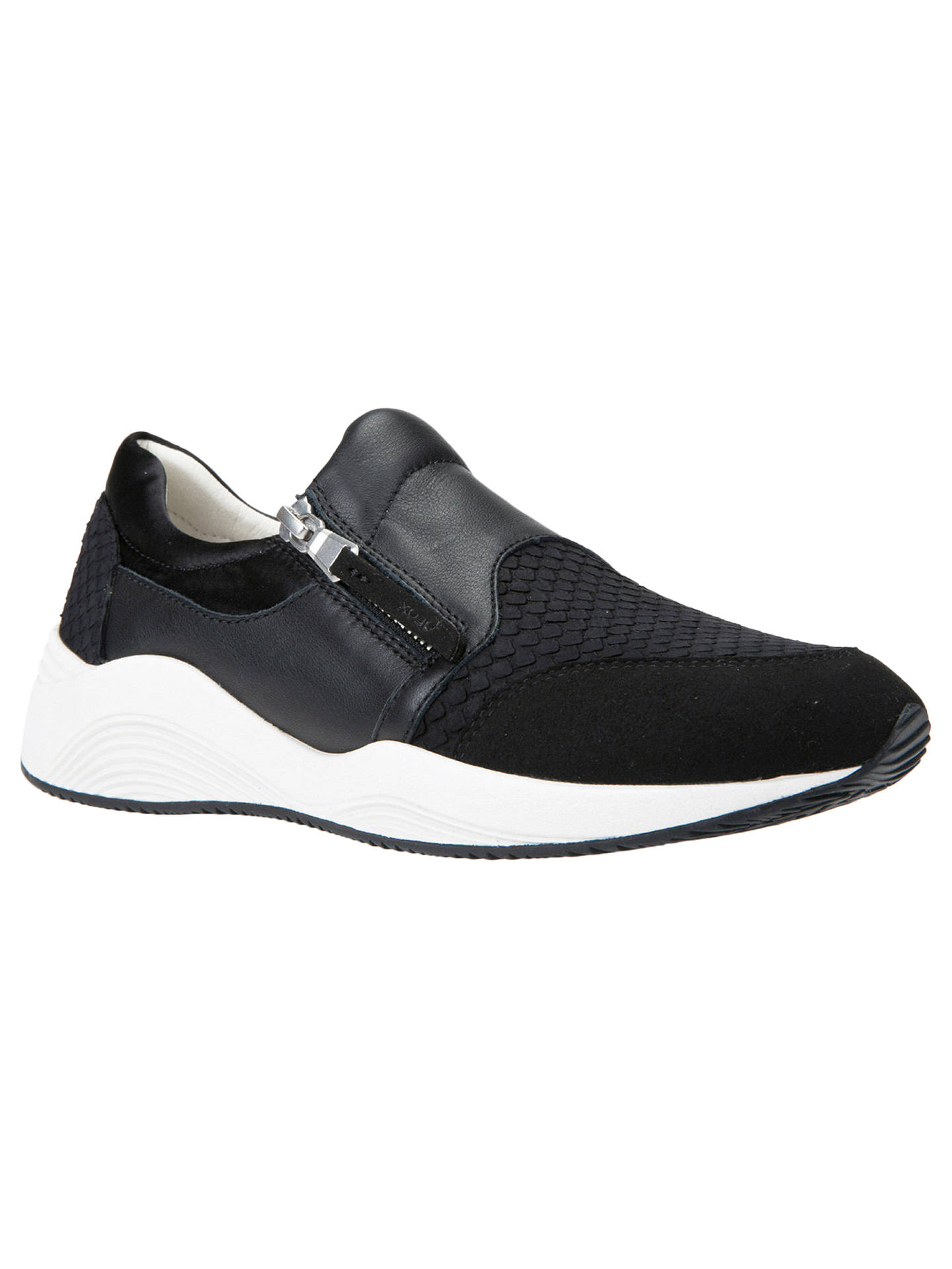 9d2ca7855dab3 Geox Women's Omaya Breathable Trainers at John Lewis & Partners