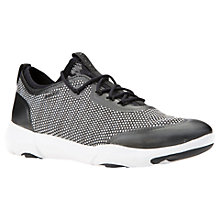 Buy Geox New Nebula Lace Up Trainers Online at johnlewis.com