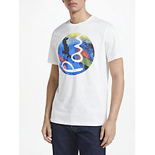 Buy PS Paul Smith Marble Short Sleeve T-Shirt Online at johnlewis.com