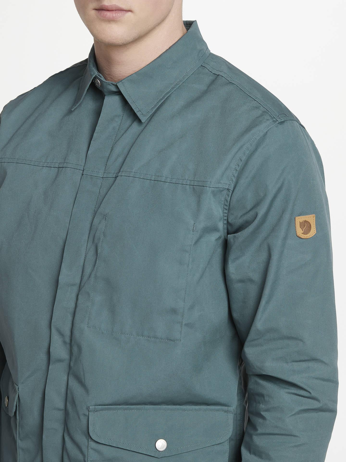 Fjllrven Greenland Jacket Dusk At John Lewis Partners Fjallraven Top Buyfjllrven S Online