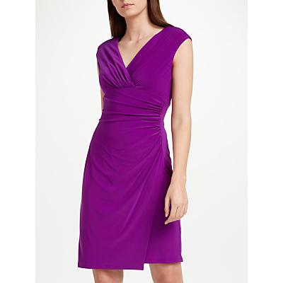 Lauren Ralph Lauren Adara Capped Sleeve Dress