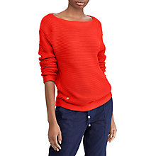 Buy Lauren Ralph Lauren Vadrian Long Sleeve Jumper Online at johnlewis.com