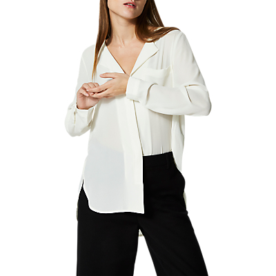 Selected Femme Dynella Shirt, Creme