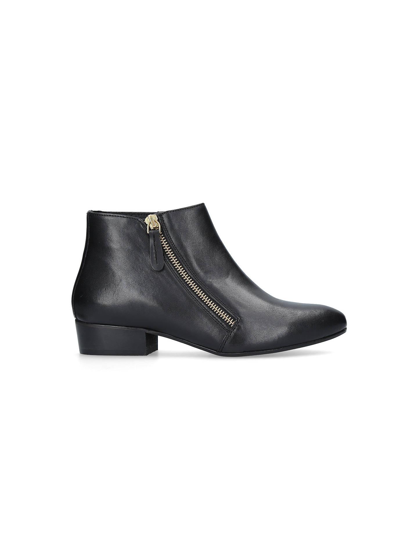 45a2d508fb43 Buy Kurt Geiger London Sally Asymmetric Zip Ankle Boots