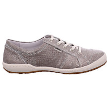 Buy Josef Seibel Caspian 14 Lace Up Plimsolls Online at johnlewis.com