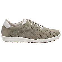 Buy Josef Seibel Dany 49 Trainers, Sage Suede Online at johnlewis.com