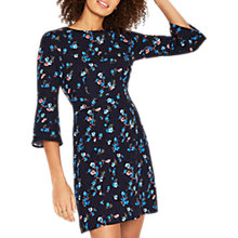 Buy Oasis Ruby Floral Print Dress, Multi Online at johnlewis.com