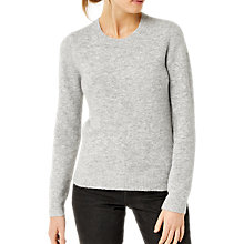 Buy Warehouse Cosy Crew Jumper Online at johnlewis.com