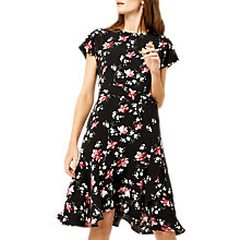 Buy Warehouse Constantine Floral Dress, Floral Online at johnlewis.com
