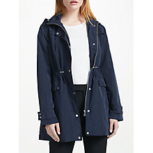 Buy Lauren Ralph Lauren Memory Anorak, Navy Online at johnlewis.com
