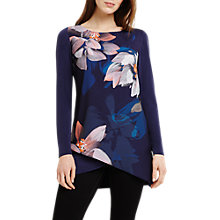Buy Phase Eight Maddie Floral Tunic Dress, Multi Online at johnlewis.com