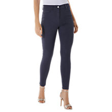 Buy Coast Bonnie Skinny Jeans, Smoke Online at johnlewis.com