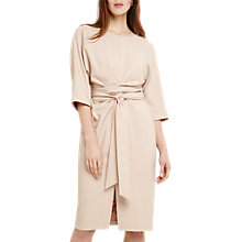 Buy Phase Eight Sophia Kimono Dress, Latte Online at johnlewis.com